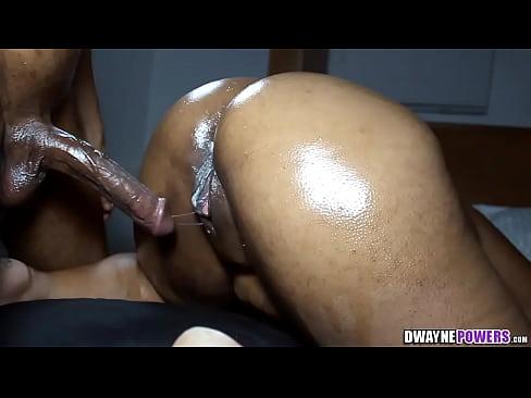 Pussy fuck ebony anal wet black