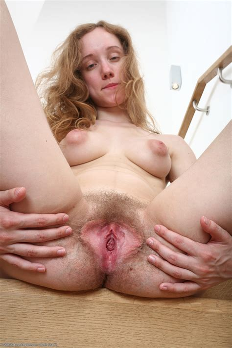 Hairy anal mature natural atk