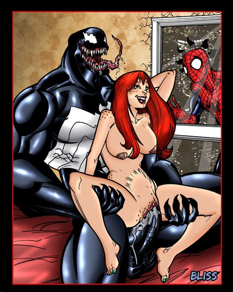 Jane porno venom man spider von mary