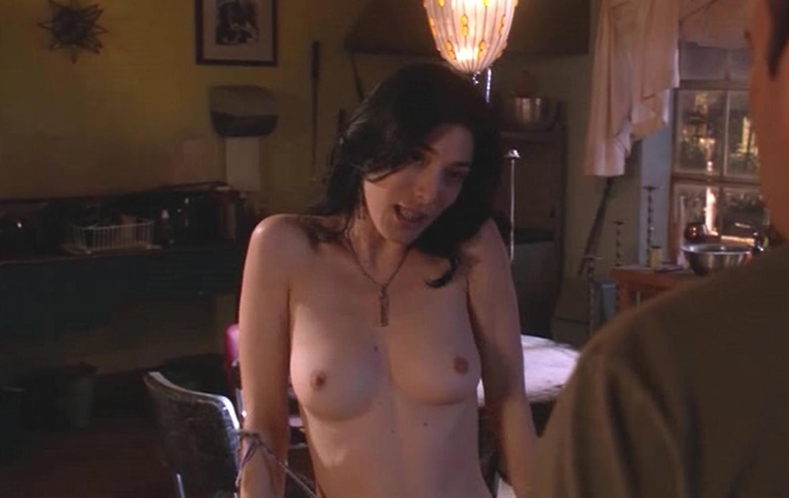 Sex szene nude jaime murray