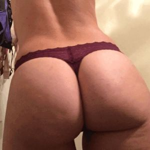 Tits blonde puffy nippel big