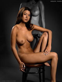 Nudes grace park nackt fake