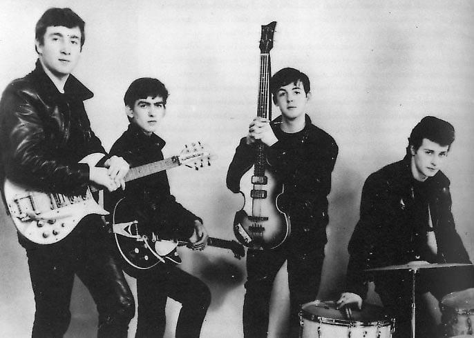 Beatles sexy sadie von den