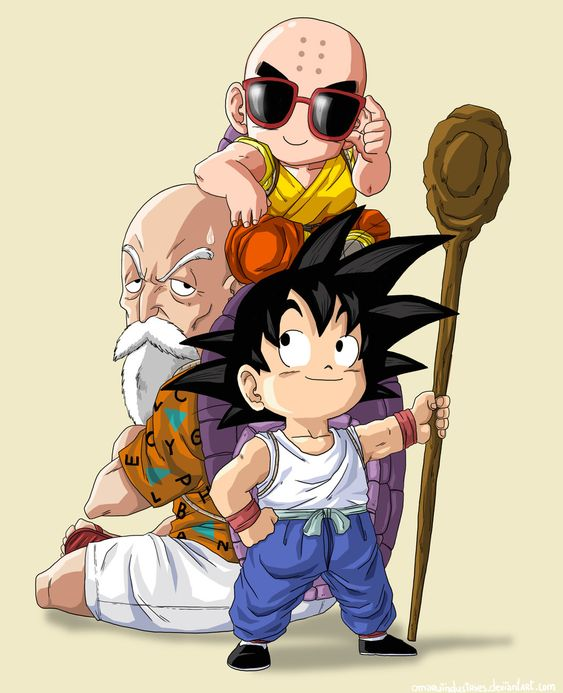 Hentai training master comic roshi