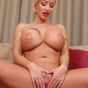 Cum black shot big tits girl