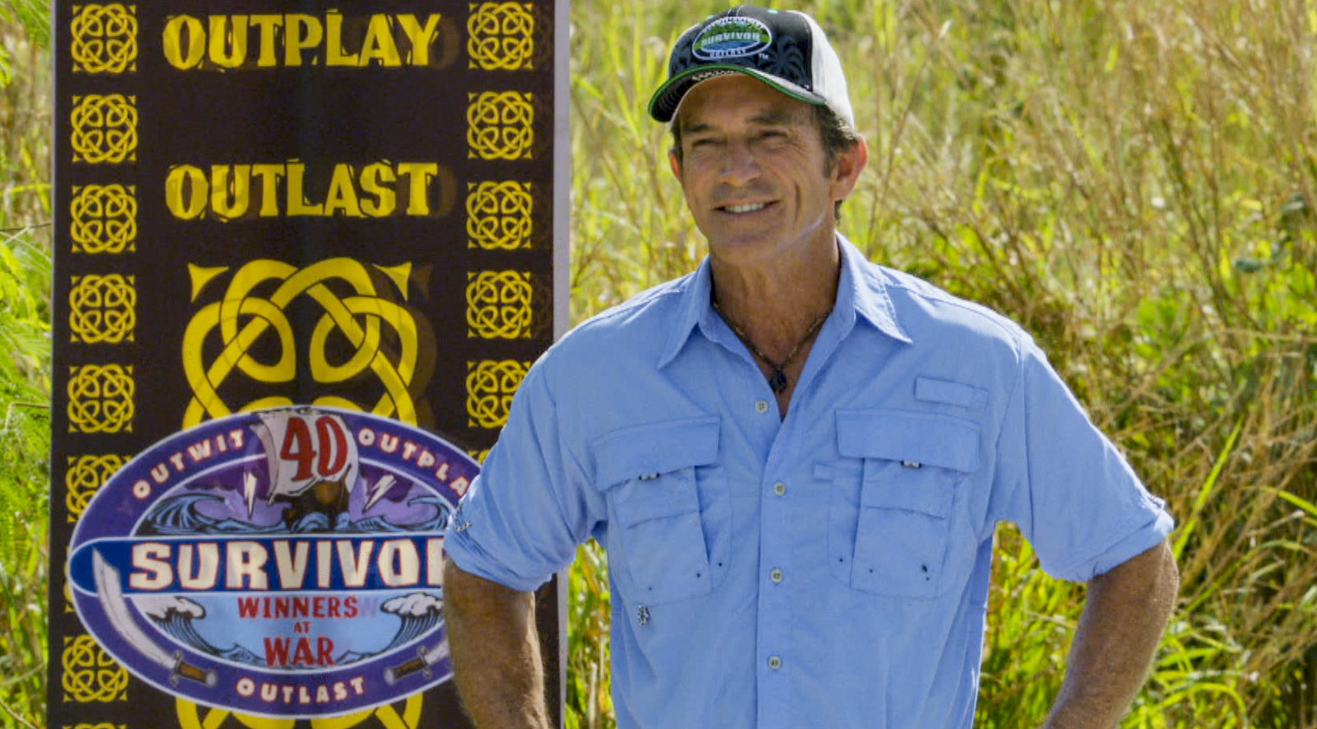 Survivor nackte manner tv show