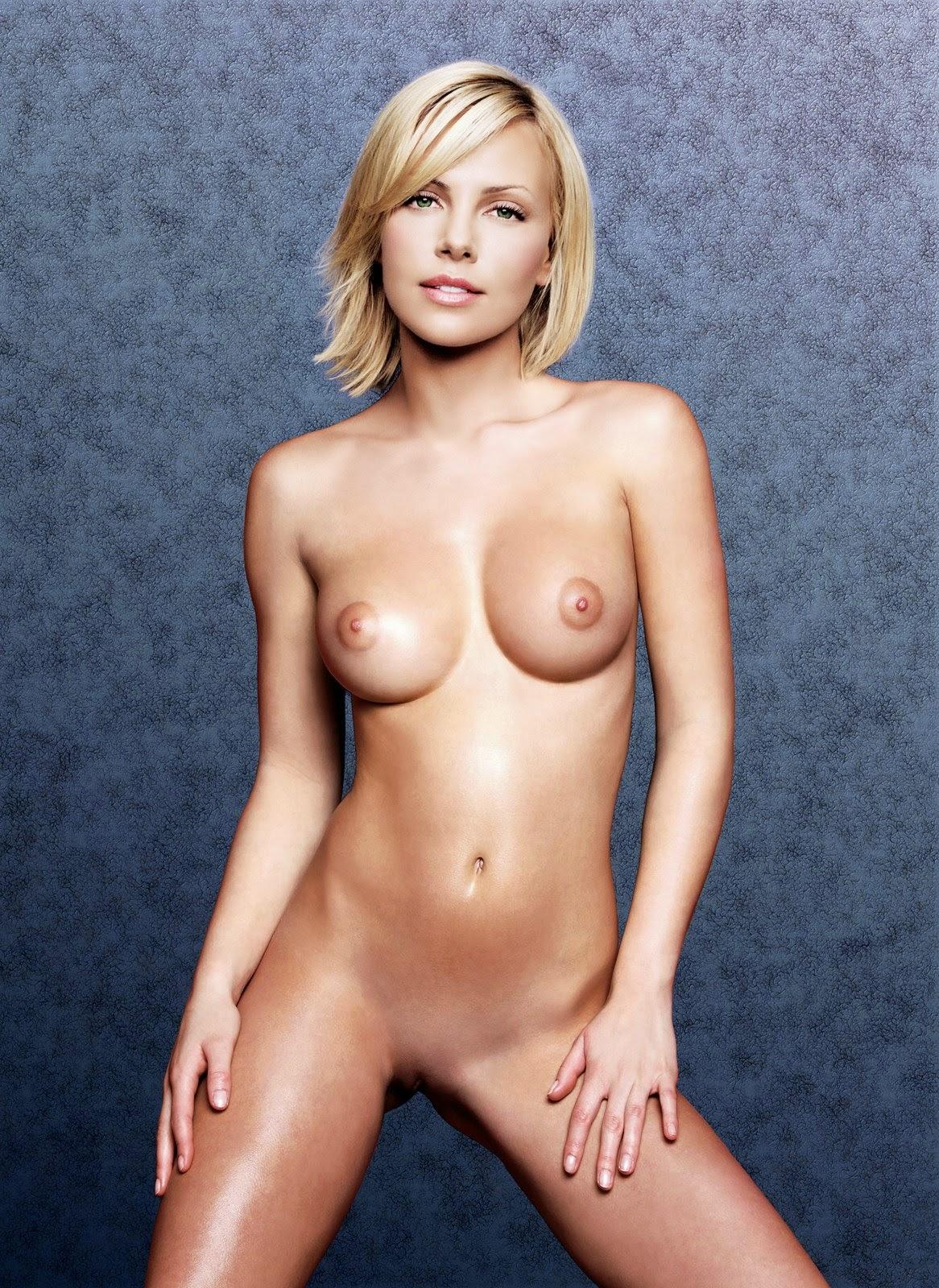Nackt bilder theron charlize kostenlose