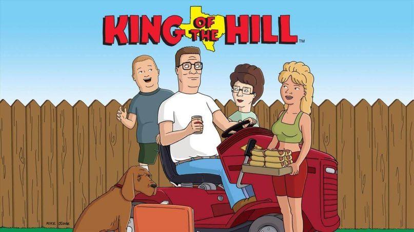 Hank king hill und of luanne the