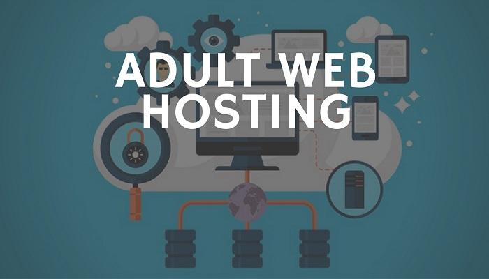 Service site hosting web adult