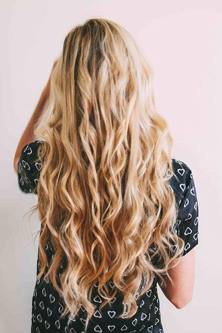 Frisuren lange prom haare fur blonde