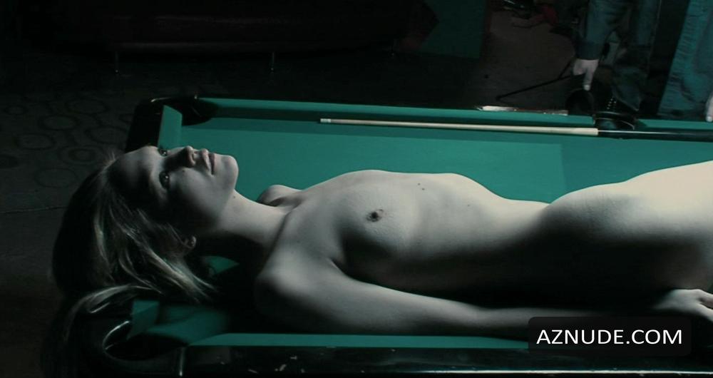 Nude ancilla gorgeous drop dead