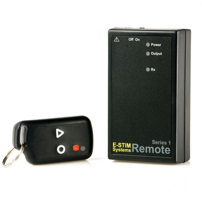 Control remote elektro stim sex