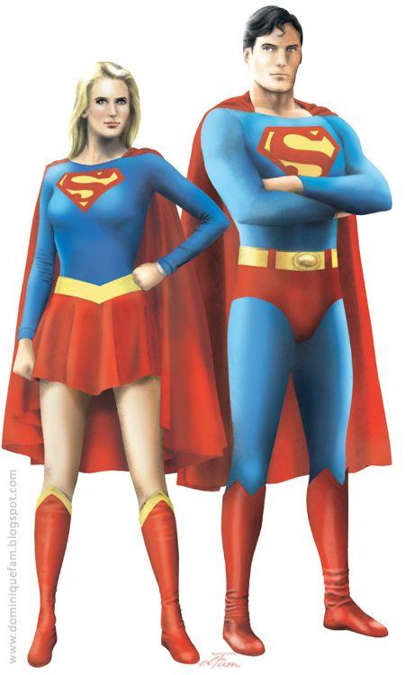 Nude supergirl cartoon und woman wonder