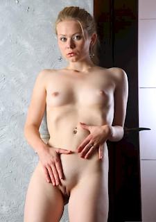 Hotel nudes amateur im blondine