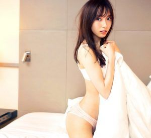 Girl asian pica nackte free