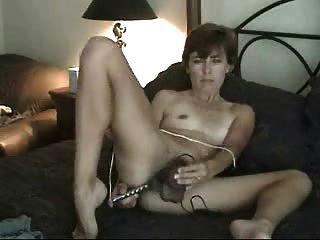 Milf haarige amateur reife masturbieren frauen pussy