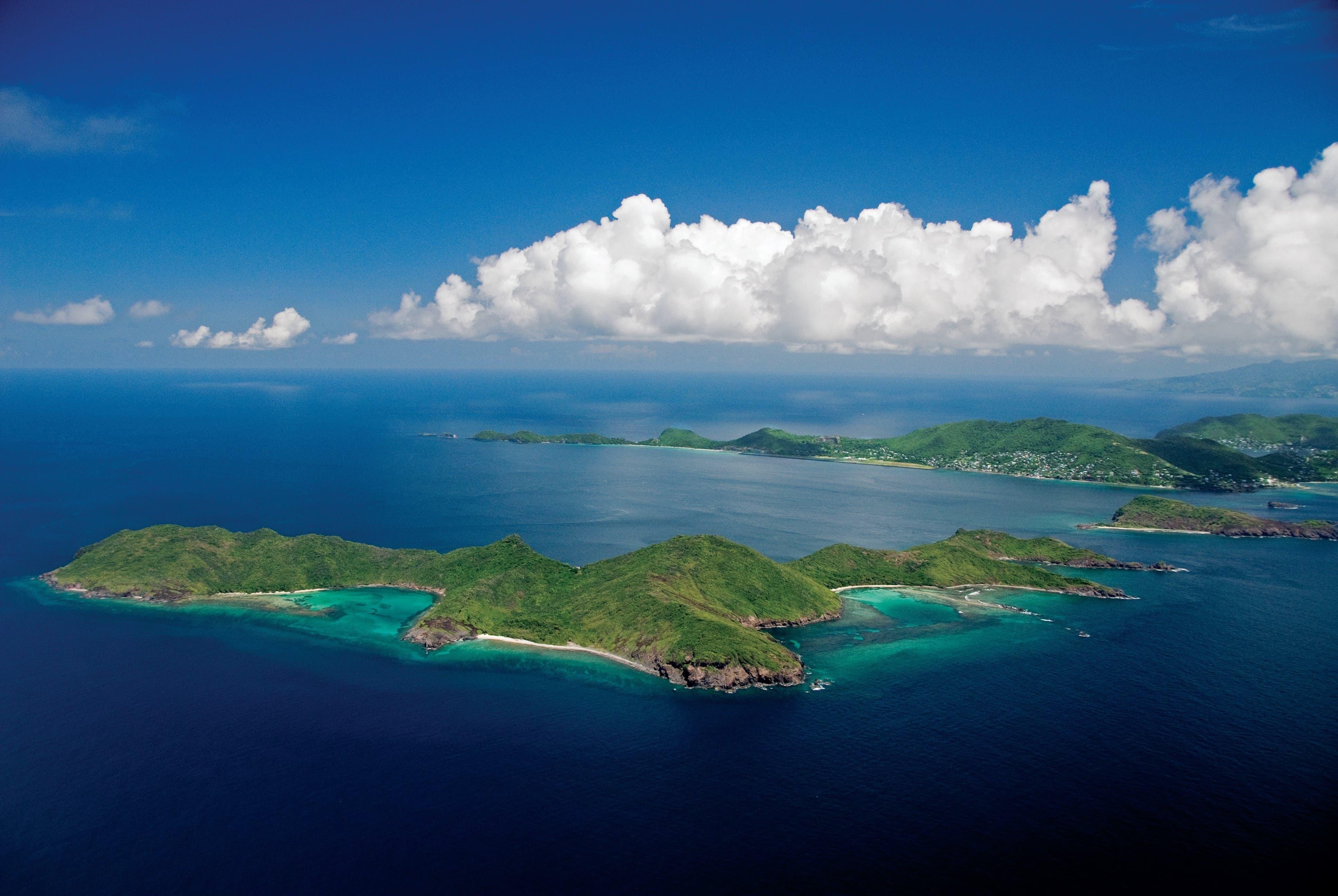 Insel jungfrau britische land verkauf