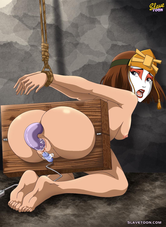 Comic suki avatar aang hentai