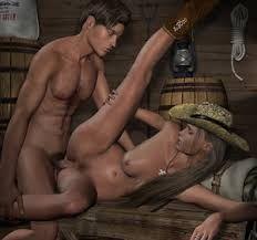 Freien nackt slave madchen im