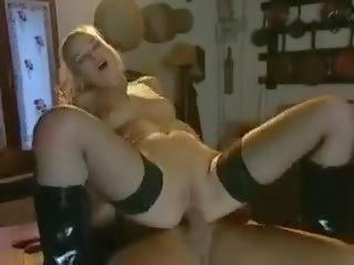 Flotter amanda dreier black anal