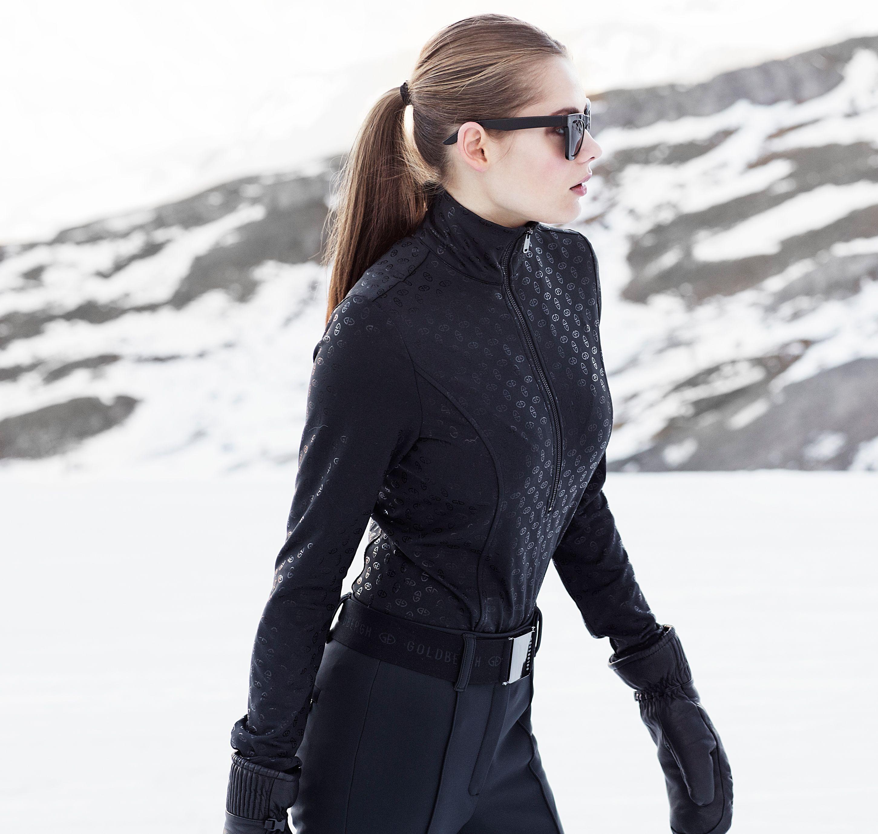 Ski anzug vintage stretch nylon