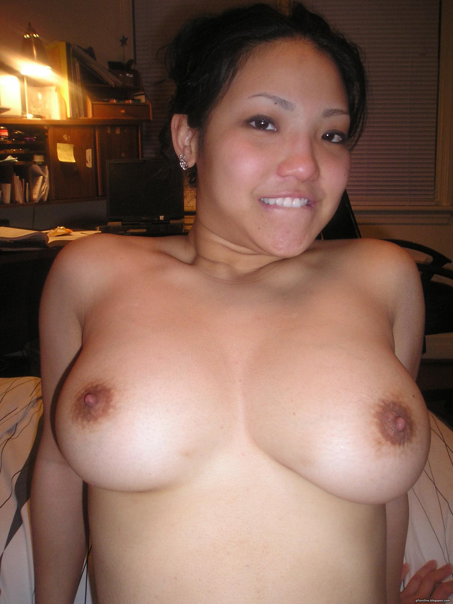 American big tits amateur asian