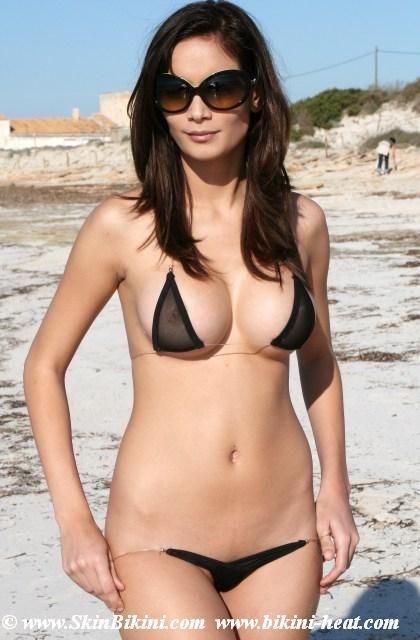Bikini rose rumble xx girl beach