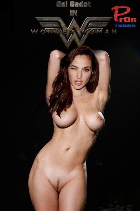 Woman nackt wonder gal gadot