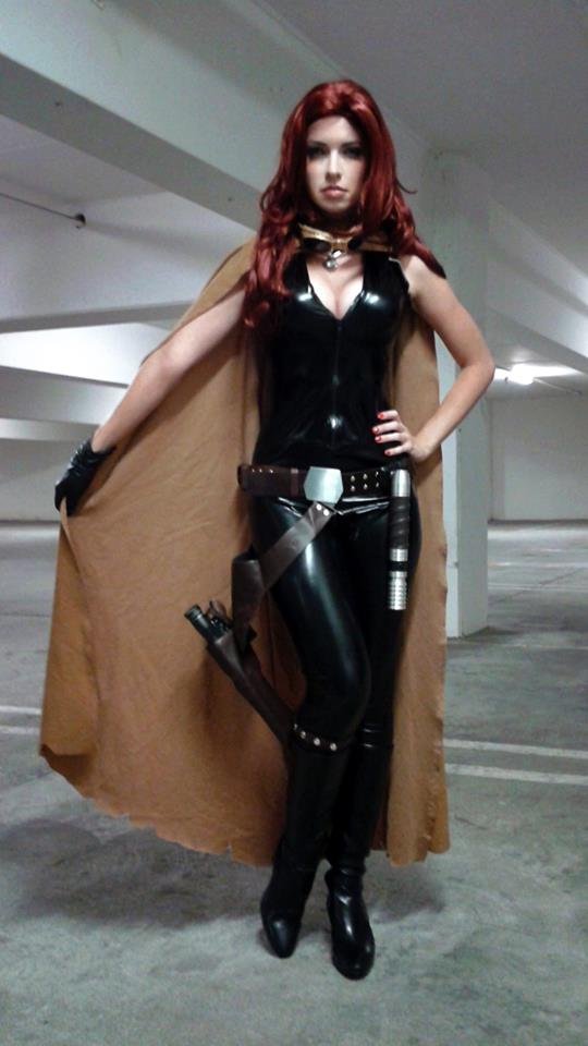 Erotica star jedi cosplay wars