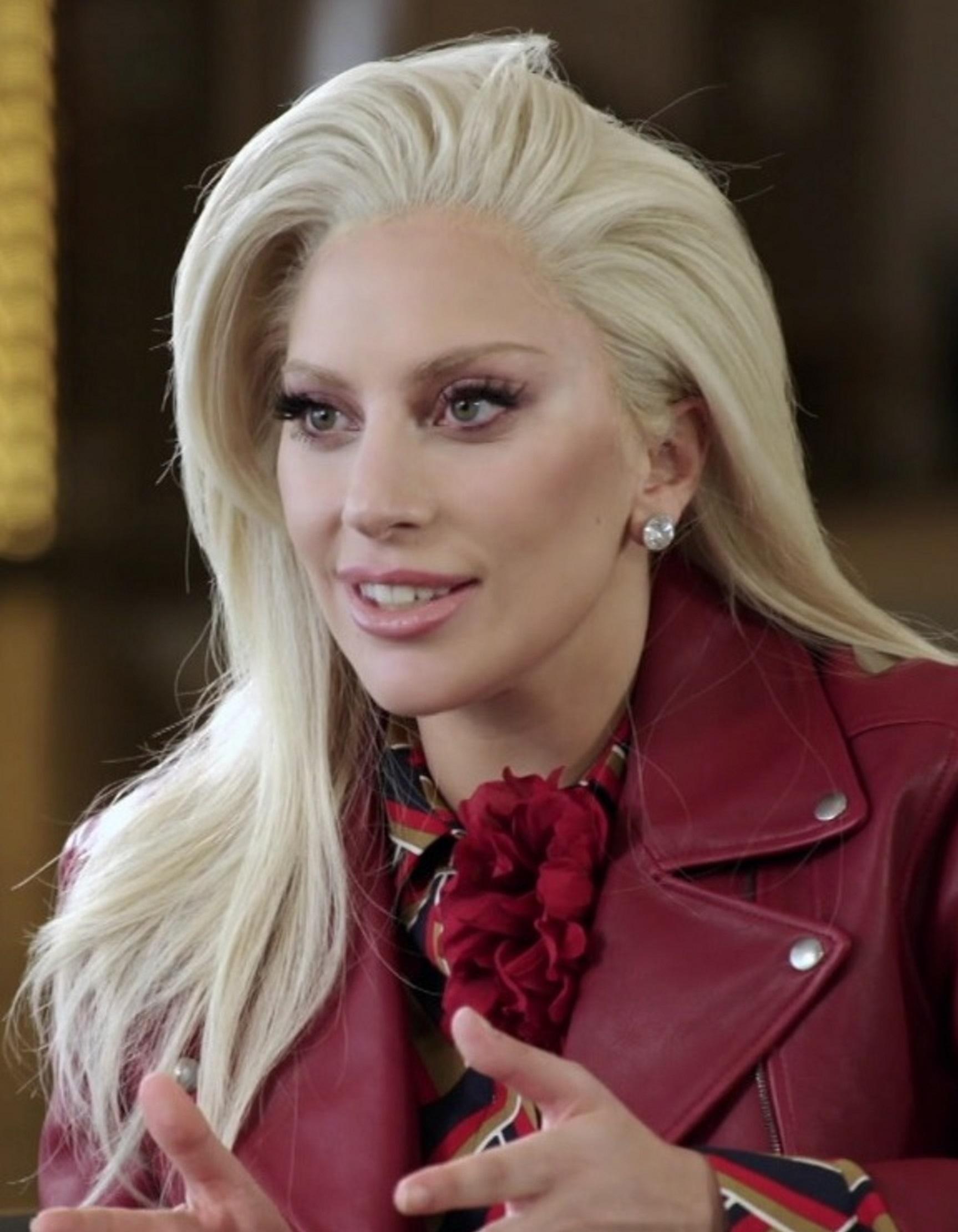 Gaga lesbian und lady beyonce