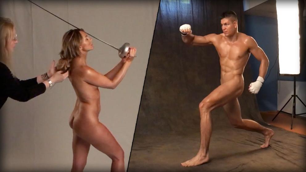 Mannlichen nackt bilder sport stars nackten