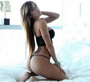 Girls ass latina big naked