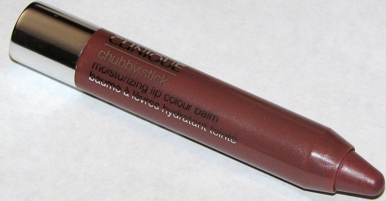Vanille brownie stick clinique chubby