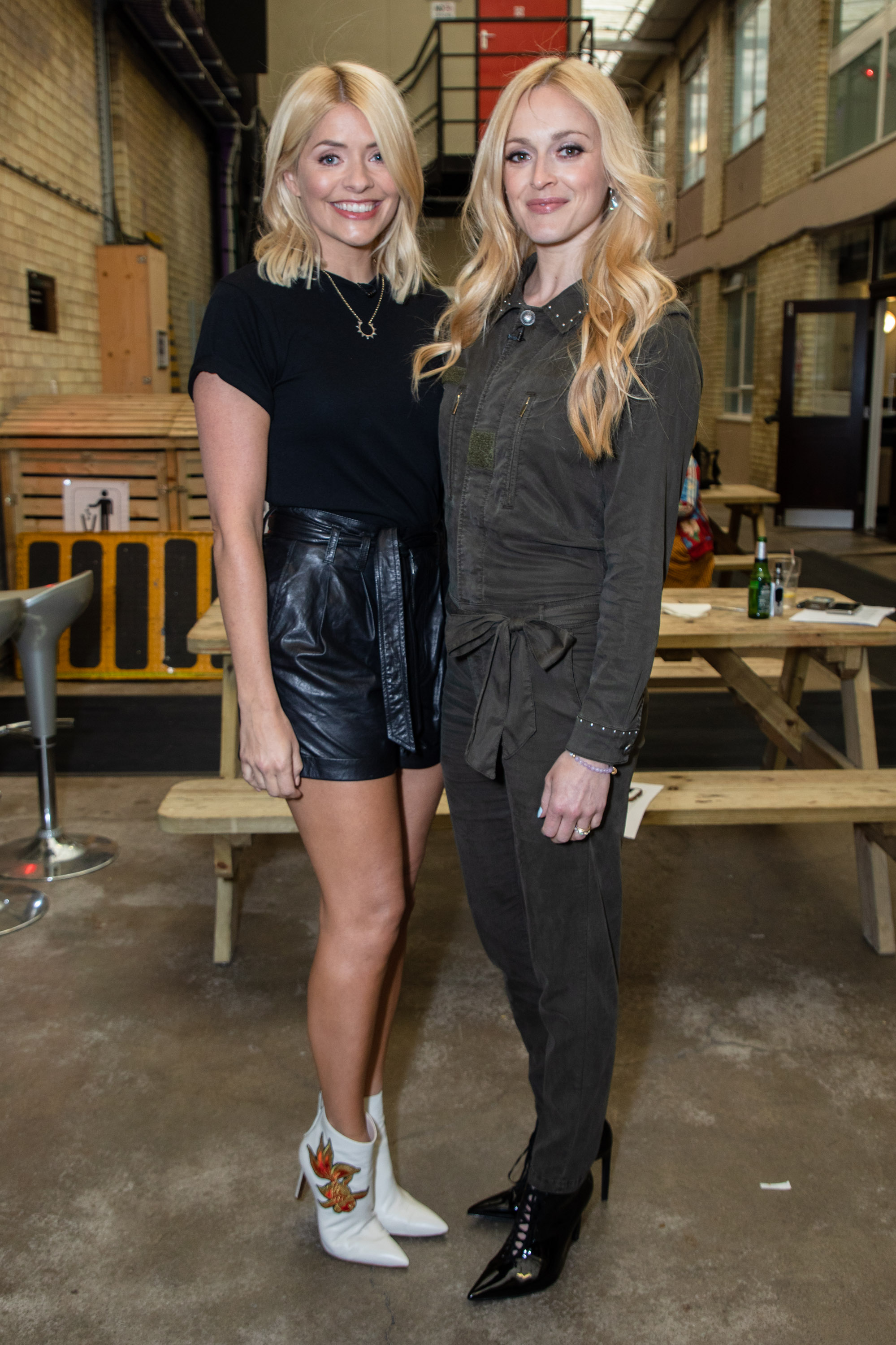Und holly cotton willoughby fearne