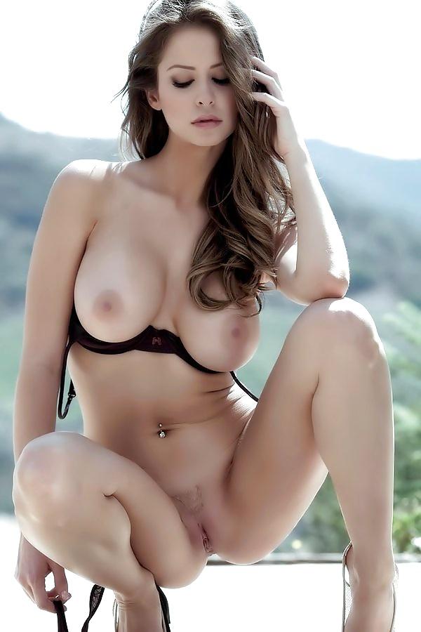 Dicke brunette nackt hot madchen