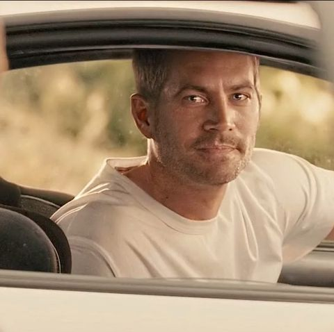 And 7 walker fast paul furious