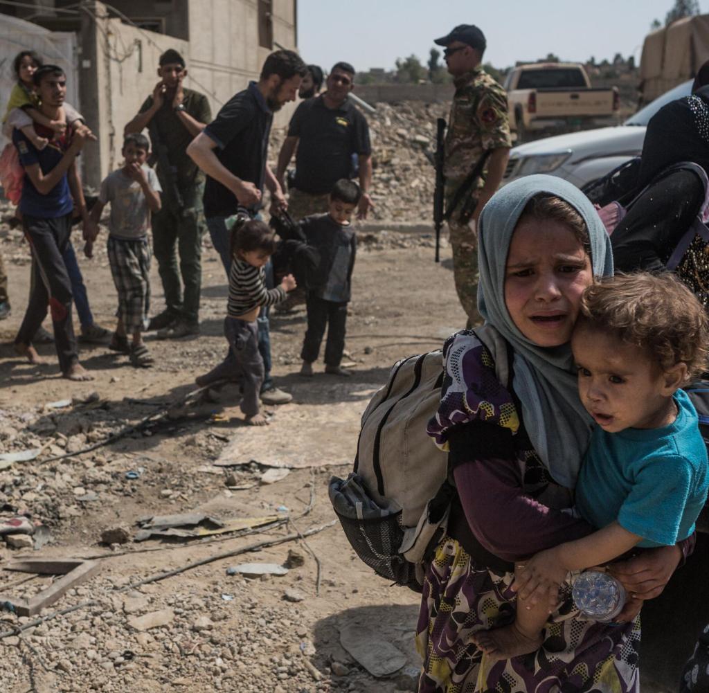 Amerikaner frau fickt irakische die