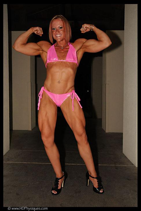 Amanda nackt folstad bodybuilder weibliche